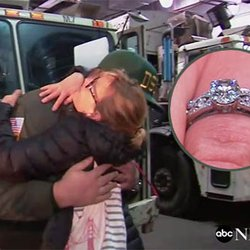 NYC Sanitation Workers Help Couple Find Platinum Rings in an 800-Bag Mountain of Trash