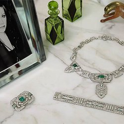 Jewelry Collection of Celebrated Author Jackie Collins to Hit the Auction Block at Bonhams