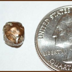 Amateur Prospector Finds 2.78-Carat Diamond in the Same Spot Where 'Strawn-Wagner' Was Discovered in 1990