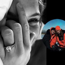 Supermodel Josephine Skriver Shares Pics of Northern Lights Proposal and Gorgeous Ring