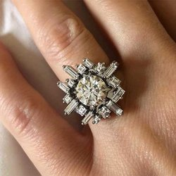'InStyle' Editor-in-Chief Laura Brown Raises the Bar for Engagement Ring Selfies